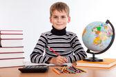 aranyos iskolás írás