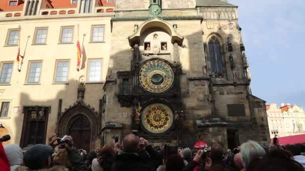 orloj. Praha.