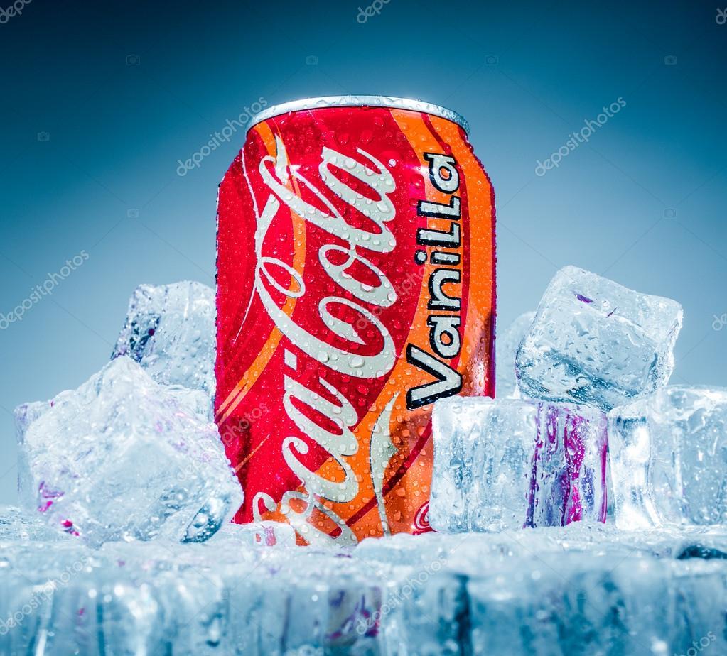 Imágenes Una Lata De Coca Cola Para Colorear Una Lata De