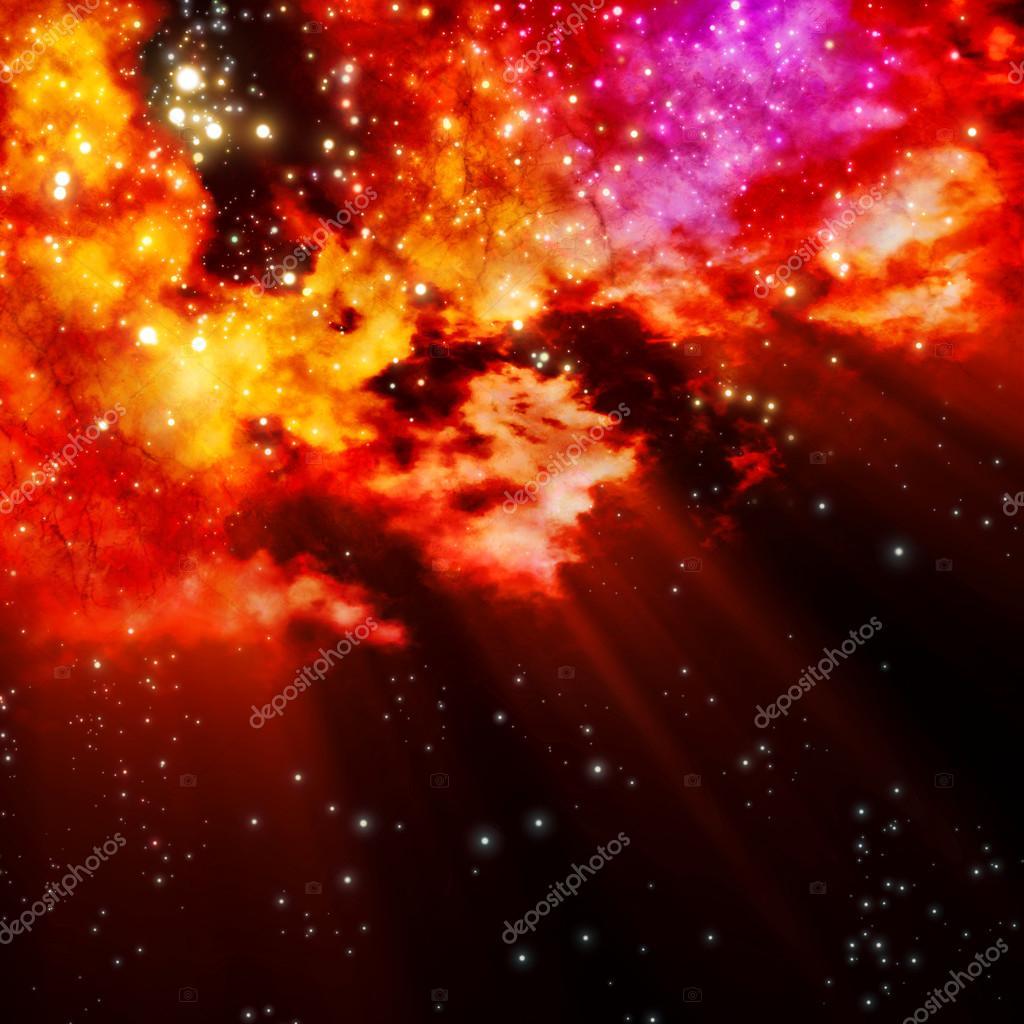 Birth of a new nebula