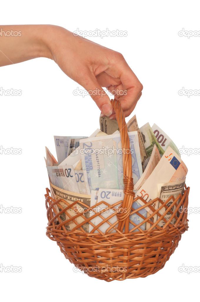 Ведьма с деньгами картинки оленем