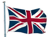 Britská vlajka a Polák