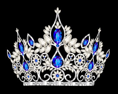 Tiara crown women