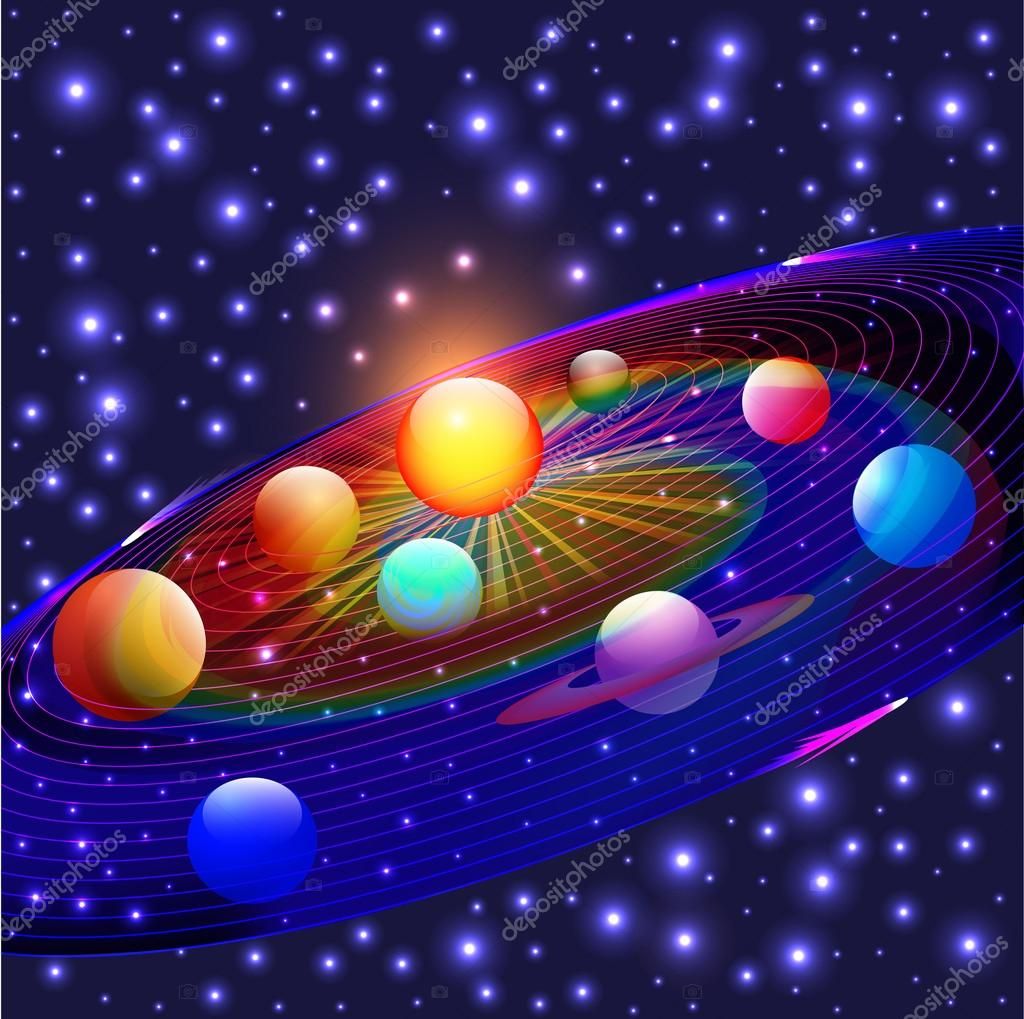 cosmos planets in the solar system
