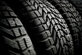 Fotografie pneu auto služby