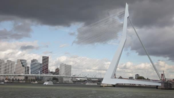 Podívej erasma most do Rotterdamu, nideranda