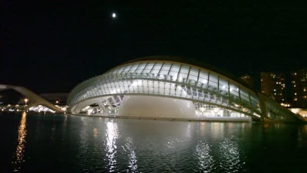 Valencia, Španělsko: Město umění a věd