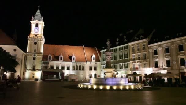 centrální náměstí v Bratislavě