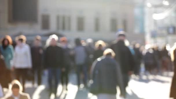 ufuk kalabalığın içinde megalopolis