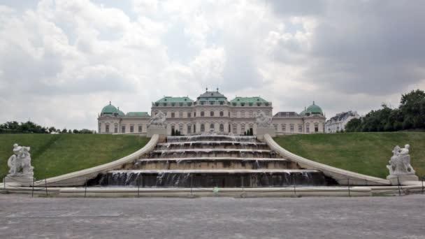Palác Belvedere ve Vídni