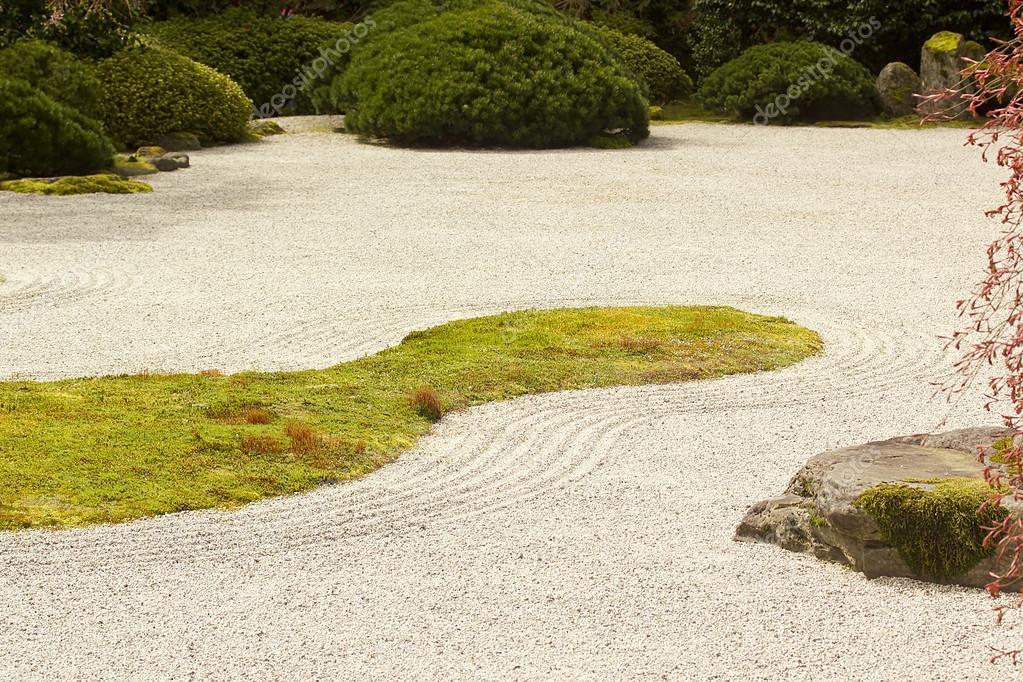 Giardino di pietra u2014 foto stock © vipdesignusa #20036549