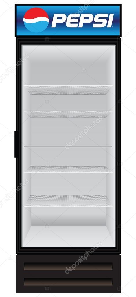 Kühlschrank pepsi — Stockvektor © VIPDesignUSA #20381383