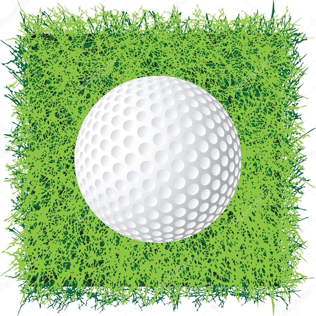 golf ball u2014 stock vector vipdesignusa 21053363