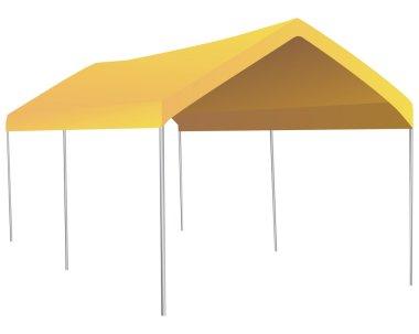 Six-Leg Canopy