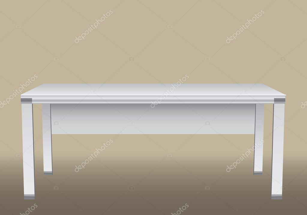 Scrivania Ufficio Grande : Grande scrivania u2014 vettoriali stock © vipdesignusa #24198269