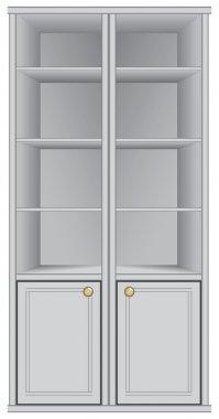 Everyday cabinet
