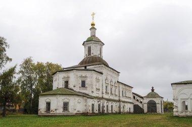 Ancient church in Veliky Ustyug
