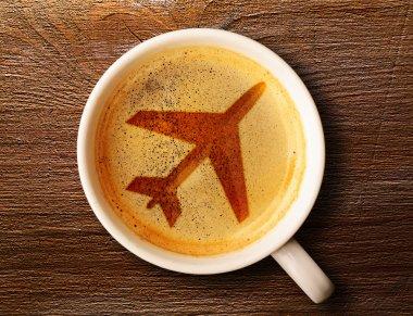Business coffee break stock vector