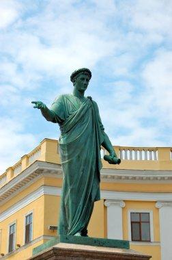 Odessa Ukraine monument