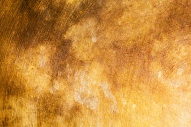Spotted copper texture background