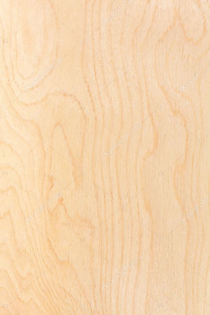 Birch plywood background