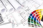 plánování interiérů designu