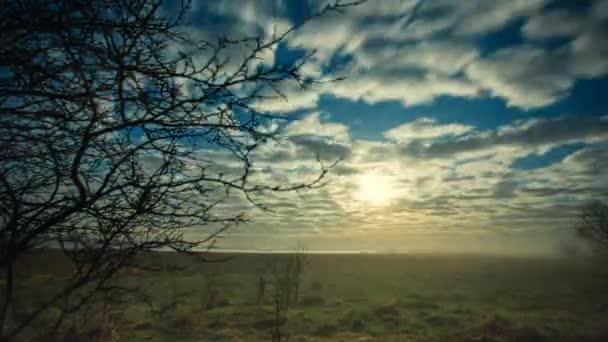 úplněk a mraky