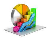 Fotografie Statistics concept