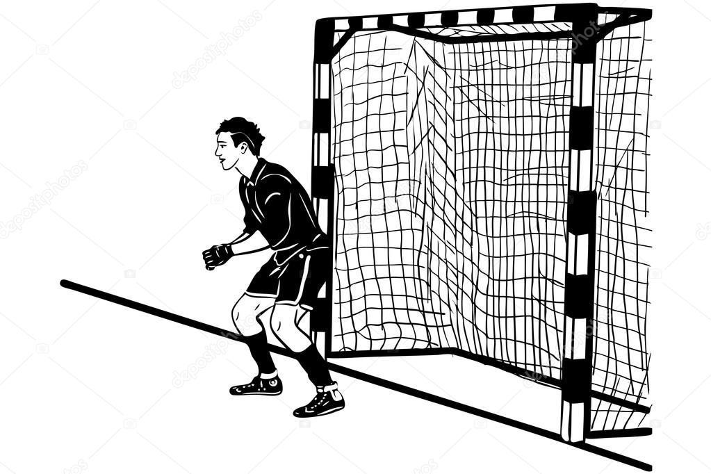записи рисунок вратарь на воротах молодого автора быстро