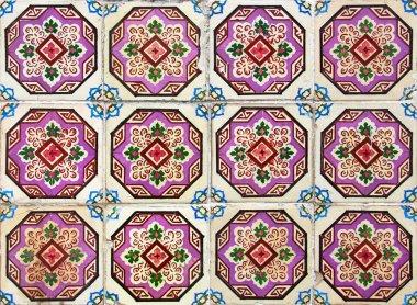 Portuguese azulejos tiles