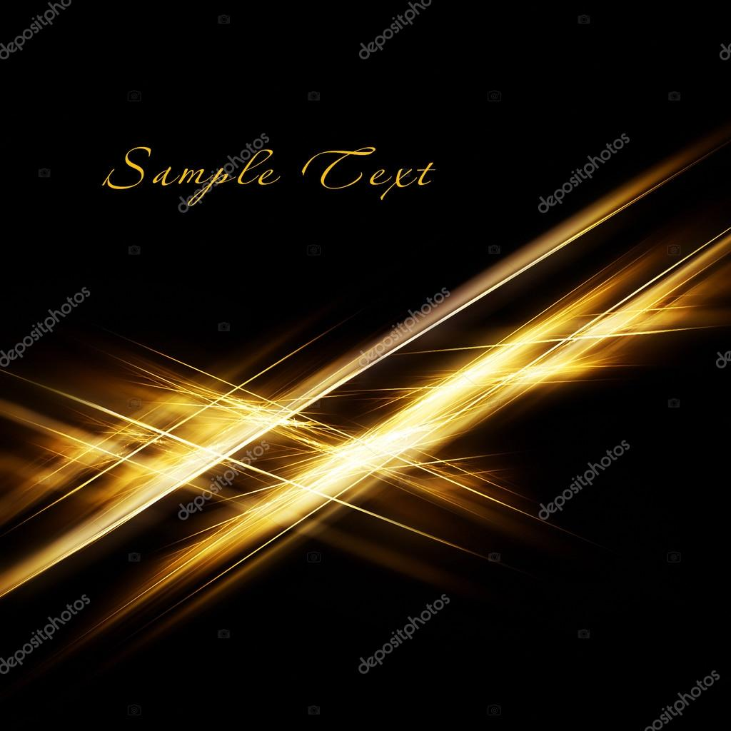 abstract template with gold rays photo by trinity