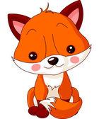 Photo Fun zoo. Fox