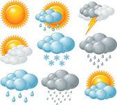 Wettersymbole
