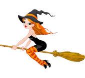 Fotografie Halloween čarodějnice