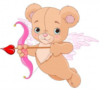 Valentine Cupid Bear