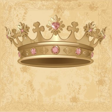 crown background