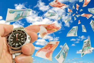 Quick profits in the forex market.