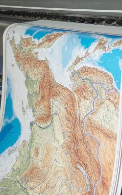 Plotter plotting map
