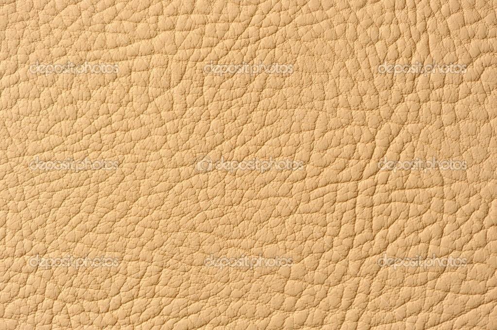 Бежевая текстура кожи