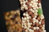 Müzliszelet, puffasztott rizs