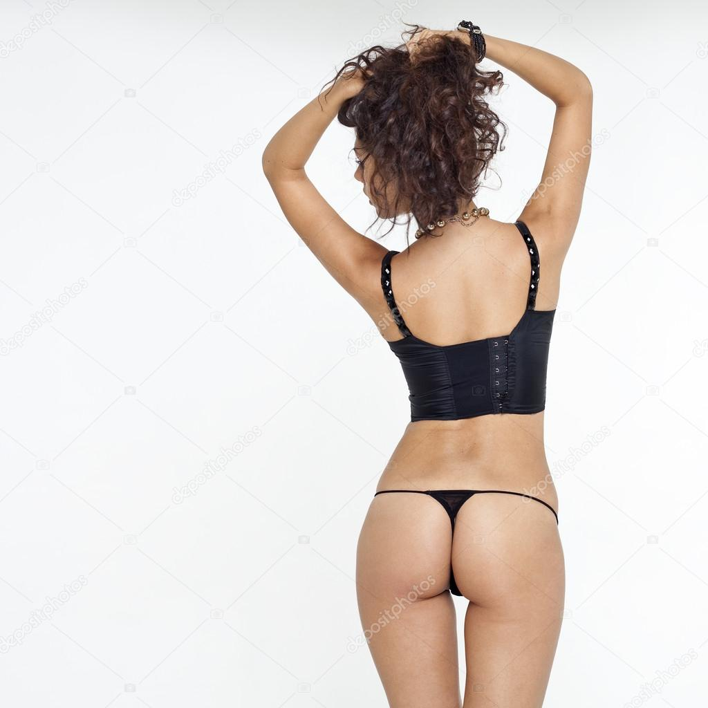 Sexy Underwear Model Stock Photo Image By C Arkusha 29075889