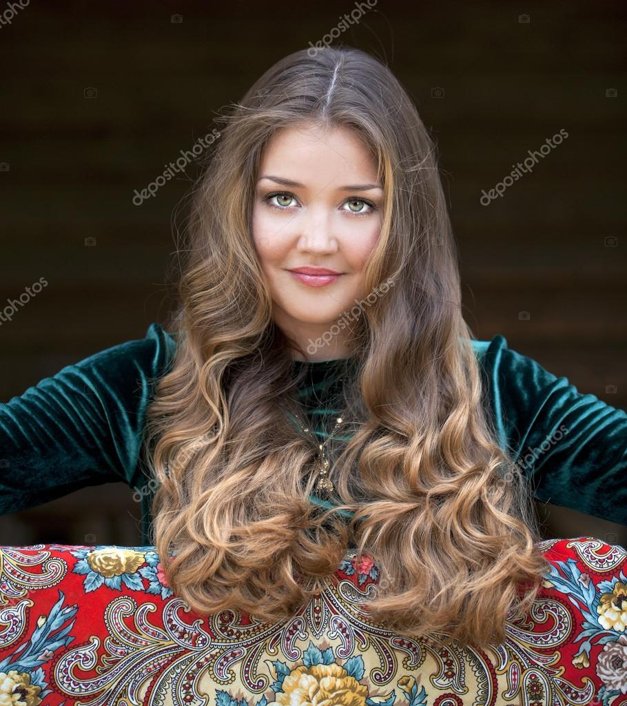 russian beauty woman stock photo arkusha 51066663