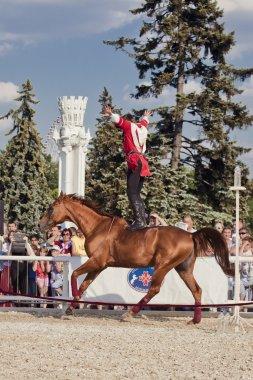 Performance Kremlin Riding School