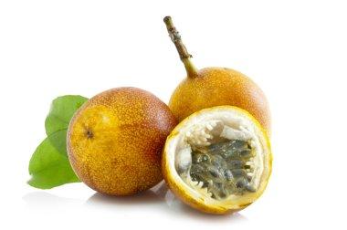 Passiflora edulis fruit