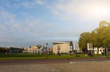 Concertgebouw and Van Gogh Museum on Museumplein