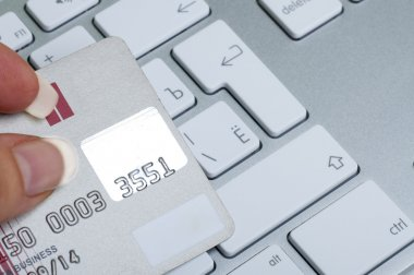 Online payments with credit card