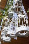 Fotografia gabbie per uccelli decorativi