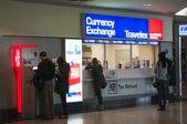 Směnárna a travelex letišti Praha