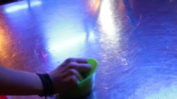 vzdušný hokej