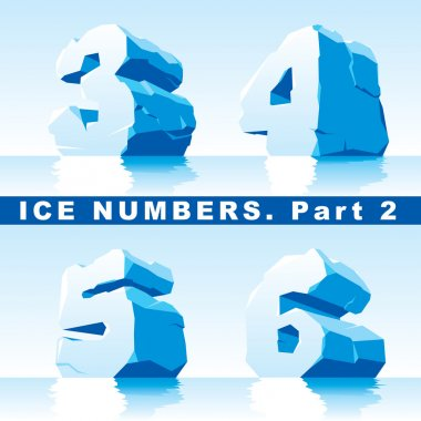 Ice numbers Part 2